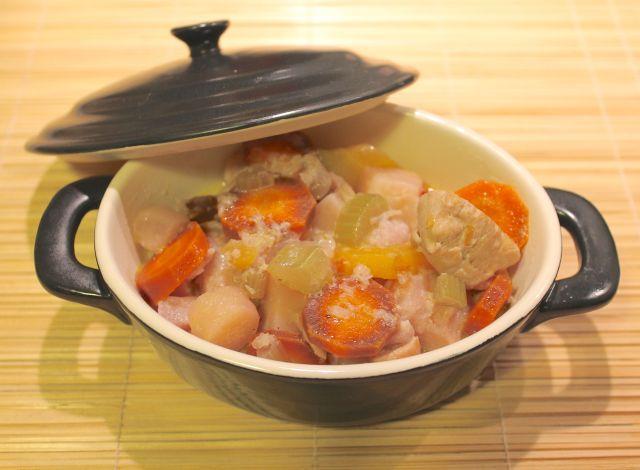 blanquette poulet legumes anciens - 4